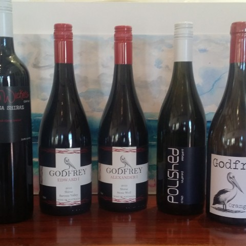 Godfrey Wines join the AWC portfolio